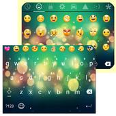 Color Halo Love Emoji Keyboard icon