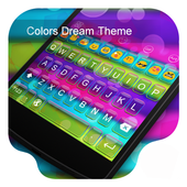 Color Dream -Video Keyboard icon
