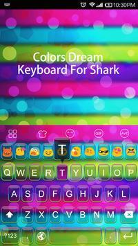 Color Dream -Video Keyboard apk screenshot