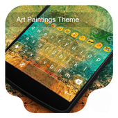 Art Painting-Emoji Keyboard icon