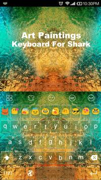Art Painting-Emoji Keyboard poster