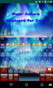 Aurora Emoji&Gif Keyboard apk screenshot