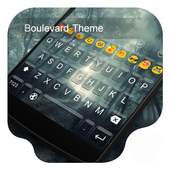 Boulevard -Love Gifs Keyboard icon
