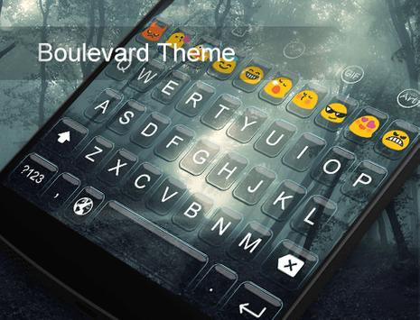 Boulevard -Love Gifs Keyboard apk screenshot