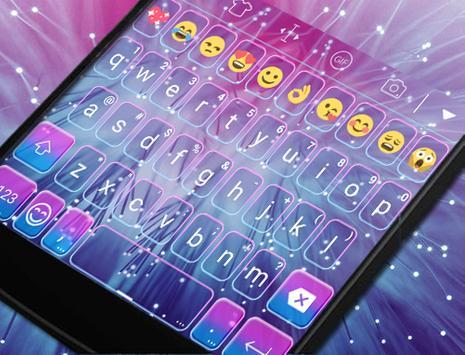 Bright Keyboard Theme -Emoji poster