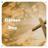 Golden Day Emoji Keyboard icon