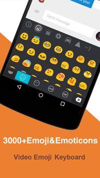 Golden Day Emoji Keyboard apk screenshot