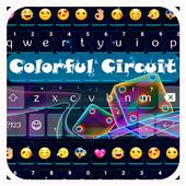 Color Circuit Emoji Keyboard icon