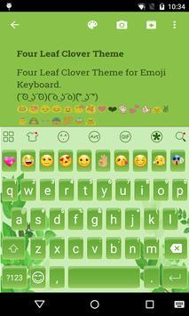 2016 Spring Emoji Keyboard poster