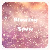 snow emoji keyboard icon
