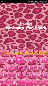 Fringe -Video Emoji Keyboard apk screenshot