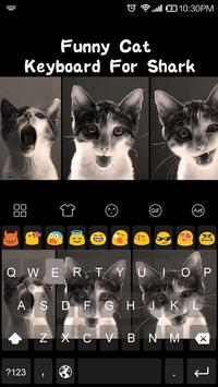 Funny Cat -Kitty Keyboard poster