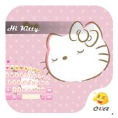 Shy Kitty Keyboard -Emoji &Gif icon
