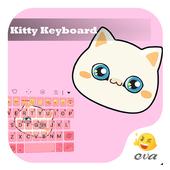 Kitty-Love Emoji Keyboard icon