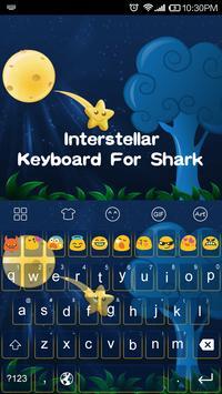 Interstellar -Emoji Keyboard screenshot 2
