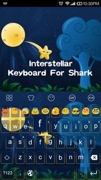Interstellar -Emoji Keyboard screenshot 3