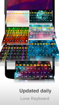 Interstellar -Emoji Keyboard screenshot 5