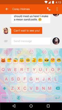 Painting -Emoji Gif Keyboard poster