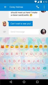 Painting -Emoji Gif Keyboard apk screenshot