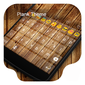 Plank -Video Chat Keyboard icon