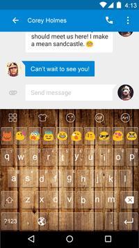 Plank -Video Chat Keyboard screenshot 1