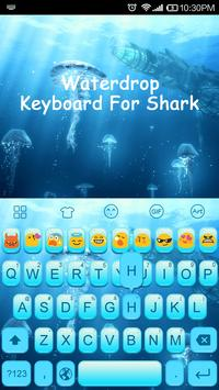 Deep Sea World Emoji Keyboard apk screenshot