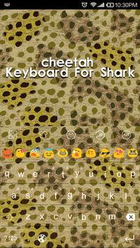 Cheetah Color -Video Keyboard apk screenshot