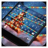 Happy Christmas Emoji Keyboard icon