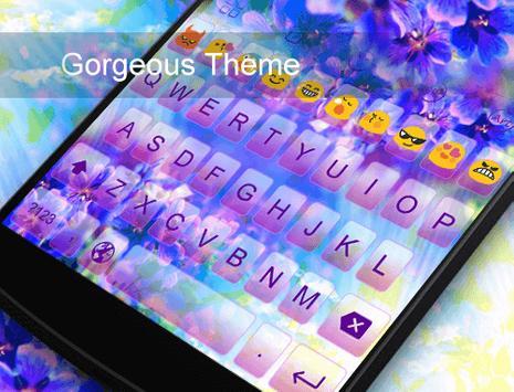 Gorgeous Kitty -Emoji Keyboard apk screenshot
