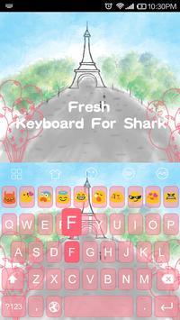 Fresh Theme -Kitty Keyboard apk screenshot