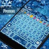 Frozen Eva Keyboard -Diy Gif icon