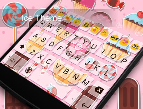 Ice Candy -Gif Emoji Keyboard screenshot 4