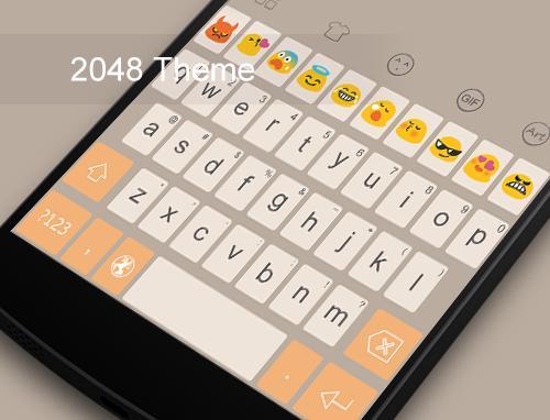2048 Shark Emoji Keyboard for Android - APK Download