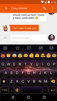 Monster Strike -Emoji Keyboard apk screenshot