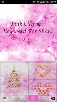 Plum Blossom -Kitty Keyboard apk screenshot