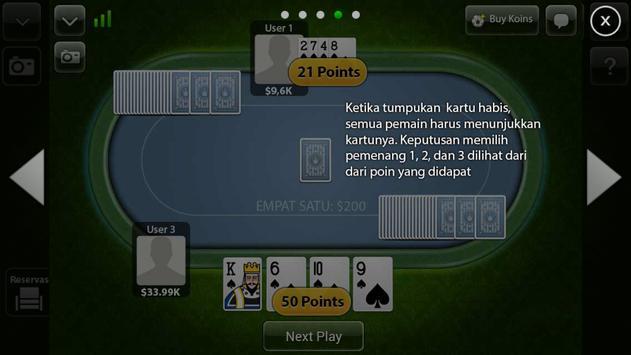 Empat Satu (41) Online apk screenshot