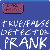 My True/False Detector Prank icon