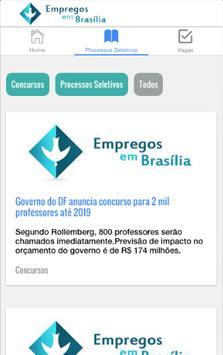 Empregos em Brasília screenshot 2