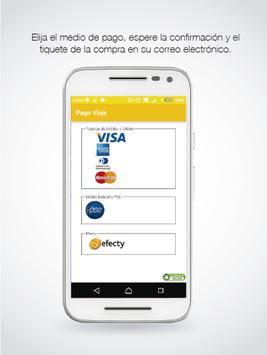 Empresa Arauca S.A. - Tiquetes screenshot 4