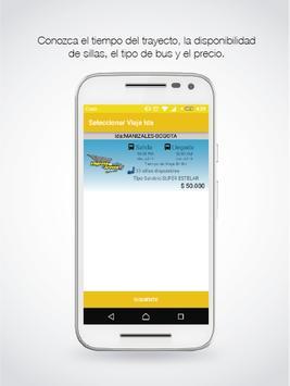 Empresa Arauca S.A. - Tiquetes screenshot 1