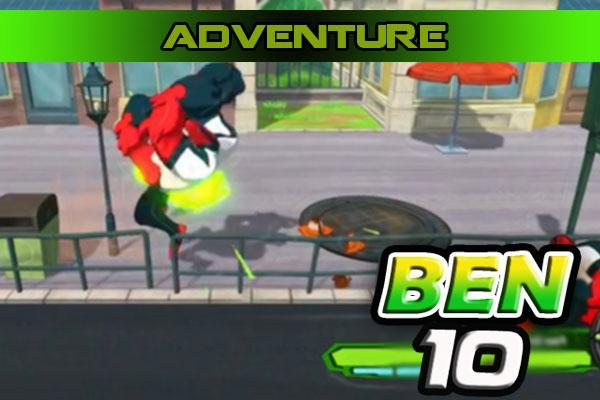 By Photo Congress    Ben 10 Alien Force Game Download Free