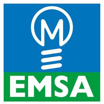 EMSA APP poster