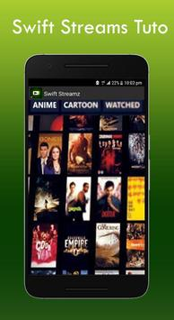 Swift Stream - Live TV Guide For Android 2018 screenshot 1