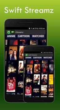 Swift Stream - Live TV Guide For Android 2018 screenshot 2