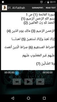 Quran English Translation MP3 poster