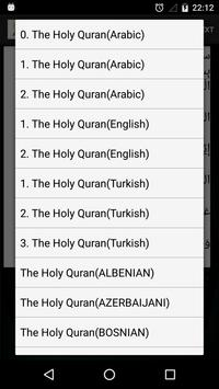 Quran Urdu Translation MP3 apk screenshot