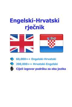 Croatian best dict poster