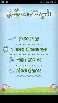 Memory Games : Brain Training apk screenshot