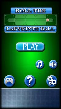 Roll the Ball® - Labyrinth puzzle screenshot 1