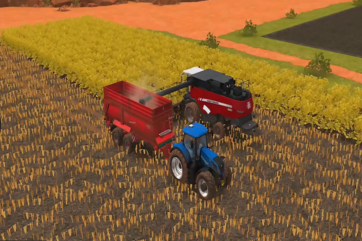 Fs 18 mod apk 1 4 0 1 | Download Farming Simulator 18 Apk
